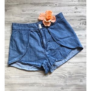 "Urban outfitters ""Denim"" Shorts 💙"